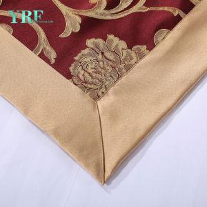 Lenzuolo poco costoso della banda del raso del cotone dell'hotel della fabbrica per la camera da letto