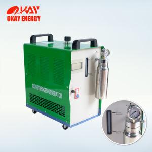 宝石類のワックスの溶接工のアクリルの炎の磨く機械