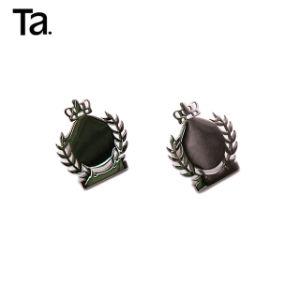 Variour Farben-hängender Marken-nach Maß Metallfirmenzeichen-Charme