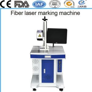 50W YAG волокна станок для лазерной гравировки