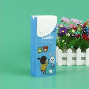 明確なPVCペット透過プラスチックの箱を包む習慣