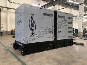 Cummis angeschaltenes leises Dieselset des generator-275kVA mit Cer ISO