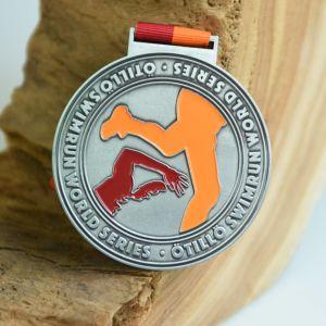 熱いカスタムメダル亜鉛合金はダイカストの金メダルを