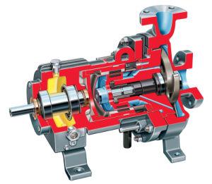 Bomba de Acionamento magnético permanente de acordo com a norma DIN EN ISO 2858