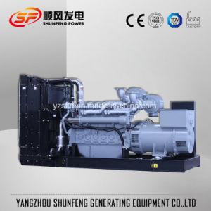 Garantie mondiale 600KW de puissance électrique de groupe électrogène diesel avec moteur Perkins