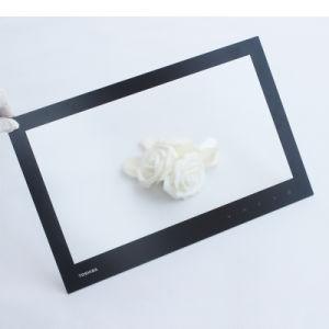 掲示板の外のタッチ画面の保護された緩和されたガラスのパネルを広告しているOEM
