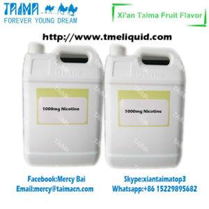 10% o nicotina liquido 100mg/Ml per Eliquid Vape