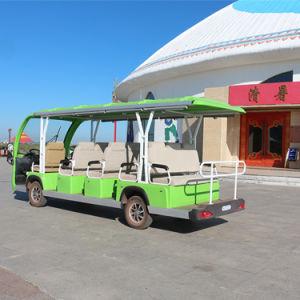 personalizado disponível na China de boa qualidade de fornecedor de Alta Capacidade de longo alcance 14 lugares de autocarro de turismo