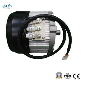 Hall Sensored velocidad ajustable 4kw1500CC48V rpm de motor del vehículo eléctrico, la industria en general
