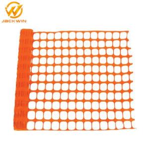 1mx50mの最もよい品質のHDPEのプラスチックオレンジ安全塀