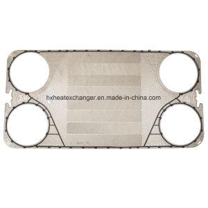 Nt500t 304/316en acier inoxydable de la plaque de l'échangeur de chaleur
