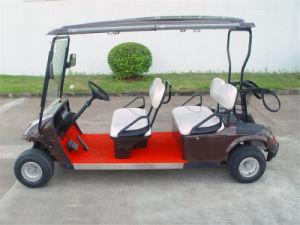 4 asientos populares de la caja de carga eléctrica disponible Club Car
