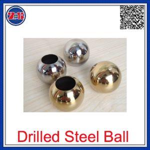 AISI304 Bola de furos em aço inoxidável
