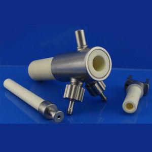 Valvole di regolazione di ceramica dell'allumina anticorrosiva di ceramica di avanzamento in Cina