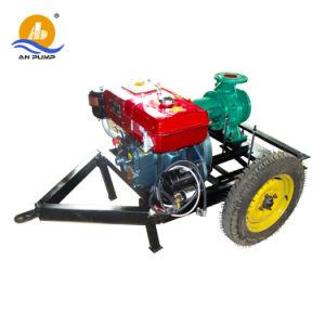 Ферма орошения подвижной дизельного двигателя водяного насоса
