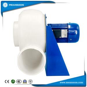 Ventilateur centrifuge anticorrosion en plastique pour la ventilation d'échappement