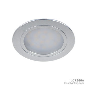 DC12V 2.2W dirigé vers le bas de plafond Éclairage Lumière pour vitrine du Cabinet LC7266A