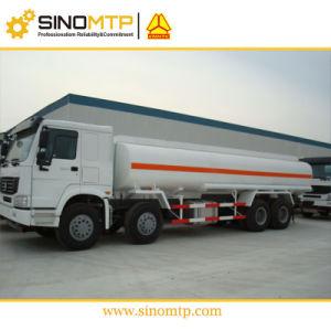 SINOTRUK HOWO 8X4 35cu. m caminhão tanque de combustível/óleo