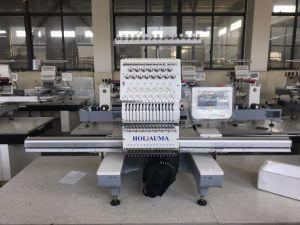 Panasonicのサーボモーターを搭載する中国の工場刺繍機械