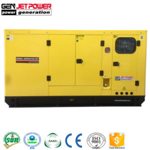 Precio barato 80kw Ricardo generador insonorizado generador diésel de 100kVA en silencio