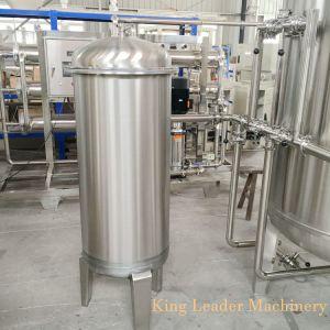 De Omgekeerde Osmose ro-2000L/H van de Apparatuur van de Behandeling van het Drinkwater