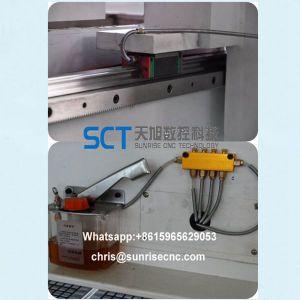 Macchina del router di CNC per la pubblicità dell'incisione del legno di plastica acrilica