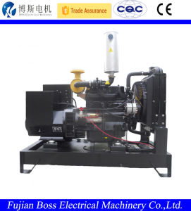 Weifang Engineのディーゼル発電機セットのディーゼルGensetによって動力を与えられる60Hz 24kw 30kVAのWater-Coolingの無声防音