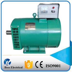 St 12квт щетки генератора синхронный генератор переменного тока на 220 В переменного тока