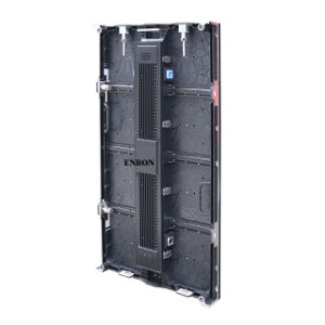 Высокая частота обновления в аренду светодиодный дисплей платы 500X1000мм P2.97 для использования внутри помещений