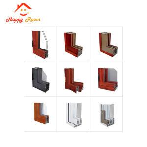 Perfiles de aluminio para ventanas y puertas de aluminio