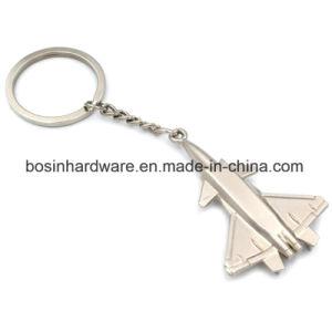 Aeroplano all'ingrosso Keychain del metallo del regalo