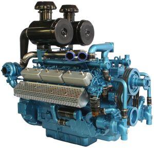 비용 효과적인 Dongfeng 455 Kw 135의 시리즈에 의하여 향상되는 디젤 엔진