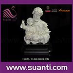 Transparente/Apagar Polyresin Statue-The pai do Menino Jesus
