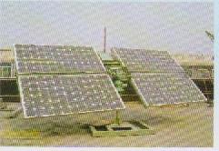 Système de génération de Grid-Combined l'énergie solaire