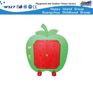 Diseño de dibujos animados para niños Muebles de jardín de infantes para rack de Vaso de Agua (HC-4511)