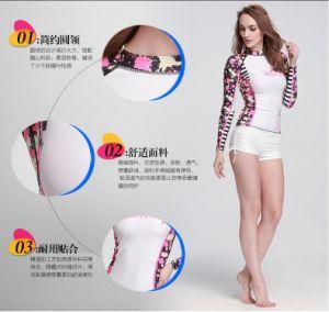 Sportwearの帯電防止Lycraによって印刷される&Divingスーツ