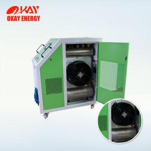 Portable 3000L/H generador de gas de color marrón para caldera