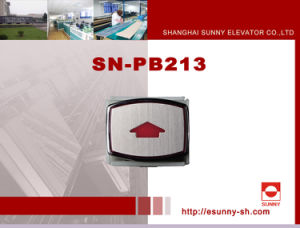Druckknopf für Höhenruder (SN-PB213)