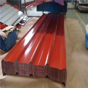 Sgch médios quente folha de metal corrugado galvanizado