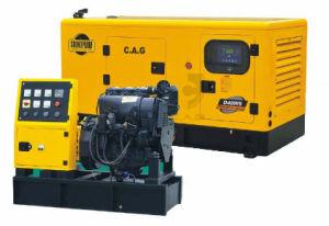Diesel Genset van de Motor van de Waterkoeling van Deutz De Open/Stille Reserve