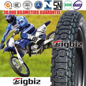 China-Grad ein schlauchloser 2.75-17 Motorrad-Gummireifen