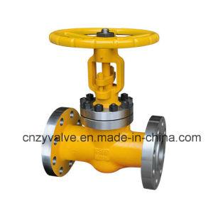 """API602 Class900 A105 de 3/4"""" de la brida de acero forjado de válvula de compuerta (Z41H-dn20-900LB)"""