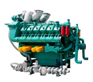 280kw-2000kw米国は発電機燃料エンジンの二倍になる
