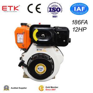 12HP 4-slag de Dieselmotor van de Macht