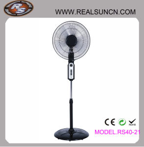 Standplatz Fan mit Round Base RS40-21