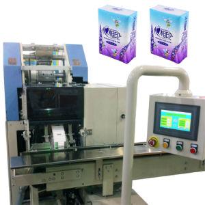 De gezichts Machine van het Papieren zakdoekje met de Tellende Machine van het Document