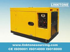 6kw Diesel Generator (LTD6500S)