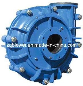Pompa centrifuga orizzontale dei residui di estrazione mineraria della singola fase (SZB-AH-400)