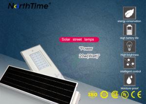 Wasserdichtes, Heatproof intelligentes energiesparendes SolarstraßenlaterneLED