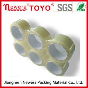 SGS Certificated BOPP Adhesive Tape voor Carton Packaging
